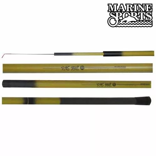 Vara Telescópica Marine Sports Bamboo  - MGPesca