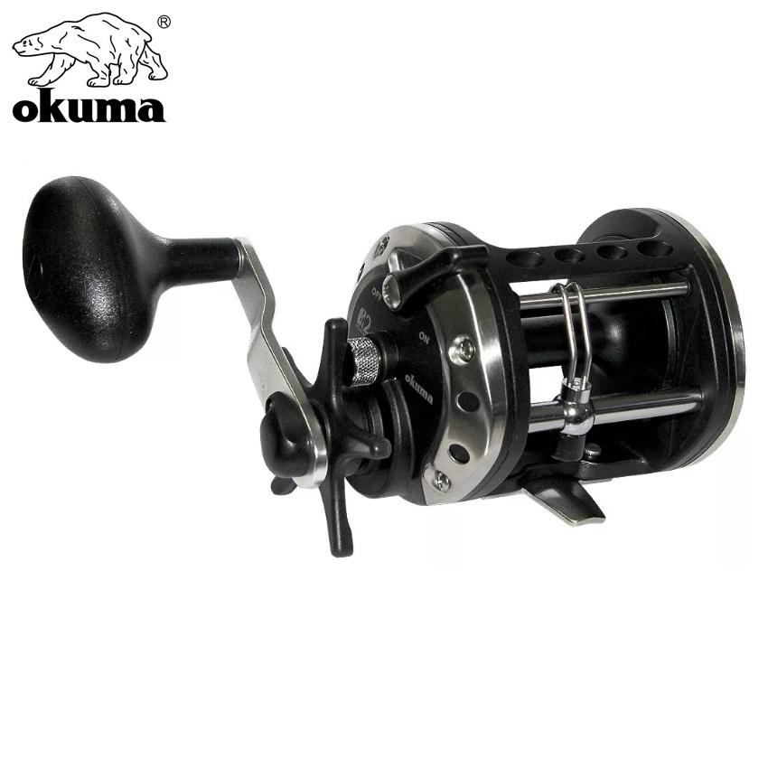 Carretilha Okuma Classic Pro CLX-452La - CLX-452LXa  - MGPesca