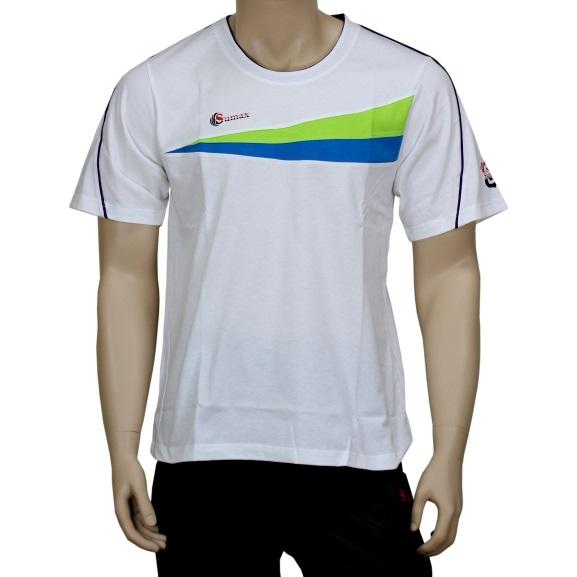 Camiseta Casual Sumax Algodão S-0249