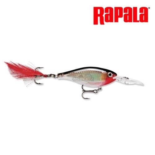 Isca Artificial Rapala X-Rap Shad 6 - XRS-06  - MGPesca