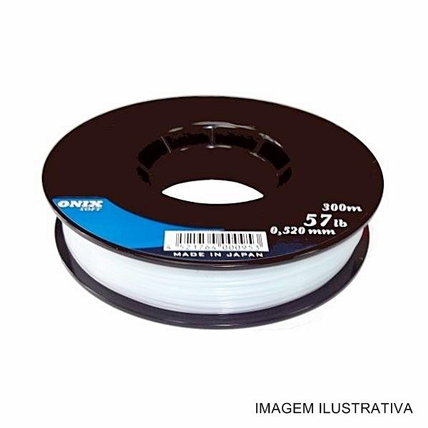 Linha Fastline Onix Soft 300m  - MGPesca