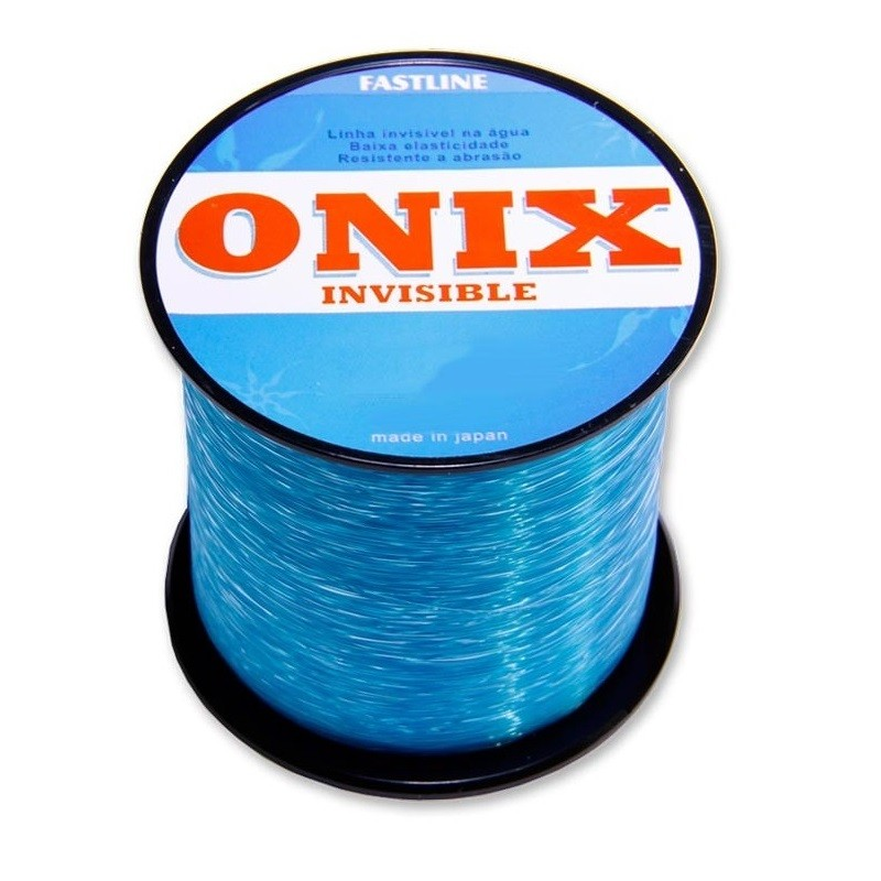 Linha Fastline Onix Invisible 500m  - MGPesca