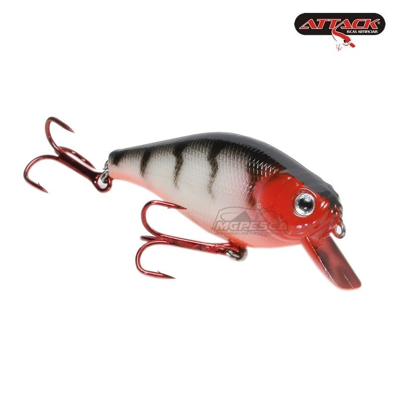 Isca Artificial Attack New Lambari  - MGPesca