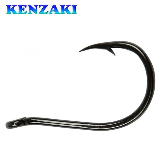 Anzol Kenzaki Black Chinu  - MGPesca