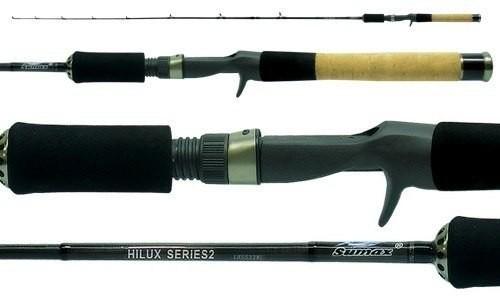 "Vara para carretilha Sumax Hilux Series 6"" (1,83m) 17 Lbs - LHS601M  - MGPesca"