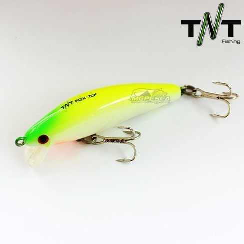 Isca Artificial TNT Fishing Fox 90F  - MGPesca