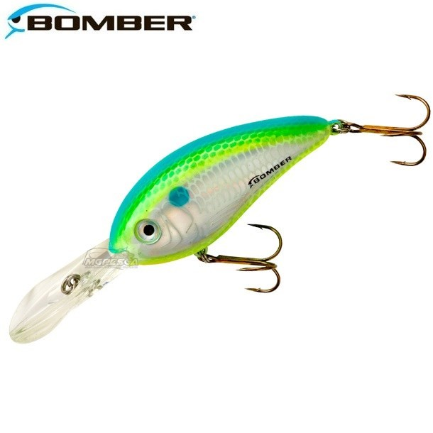 Isca Artificial Bomber Fat Free Shad BD6F  - MGPesca