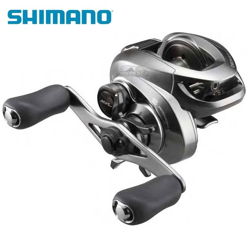 Carretilha Shimano Chronarch MGL 150XG / 151XG