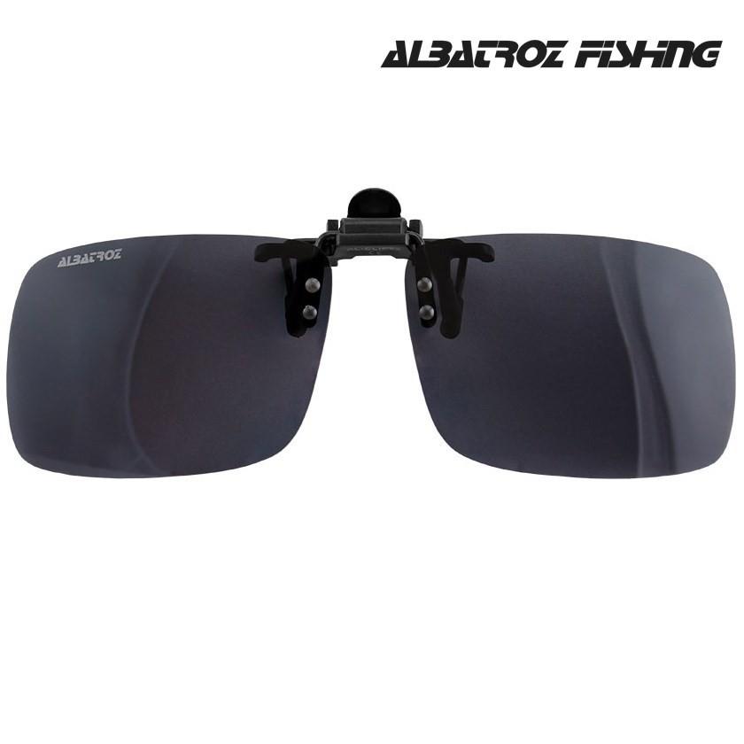 Clip-on Albatroz Polarizado AL-CLIP02  - MGPesca