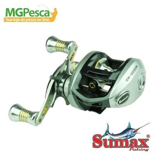 Carretilha Sumax Orion Colection 12000  - MGPesca