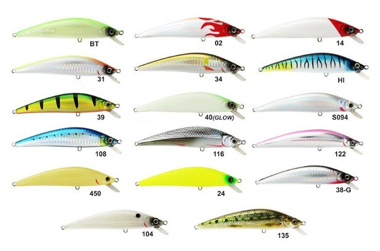 Isca Artificial Marine Sports Inna Pro Tuned 140 Floating - MGPesca