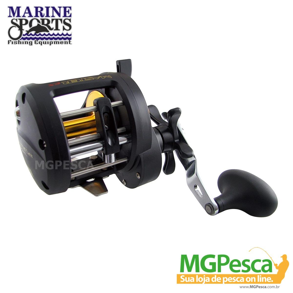 Carretilha Marine Sports Master EX 30  - MGPesca