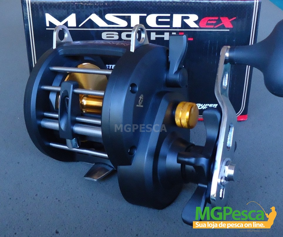 Carretilha Marine Sports Master EX 60  - MGPesca