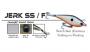 Isca Artificial OCL Lures Jerk SS 60