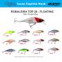 Isca Artificial Capitão Hook TOP 20 Robaleira - 7cm