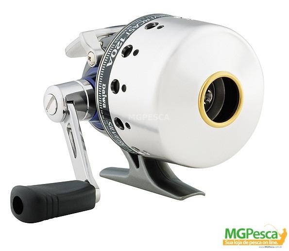 Spincast Daiwa Silvercast - 120A  - MGPesca