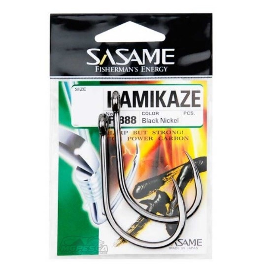 Anzol Sasame Kamikaze F-888  - MGPesca