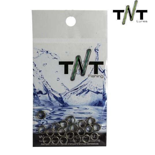 Argolas Split Ring TNT