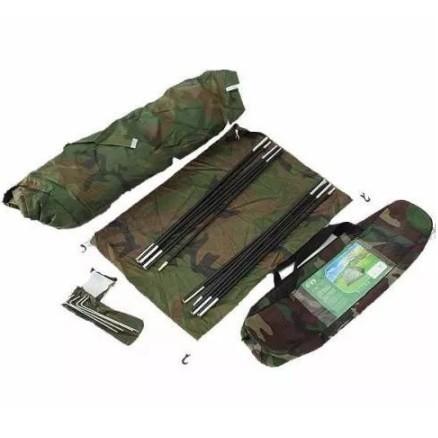 Barraca Albatroz Fishing SY-002 Camuflada 02 Pessoas  - MGPesca