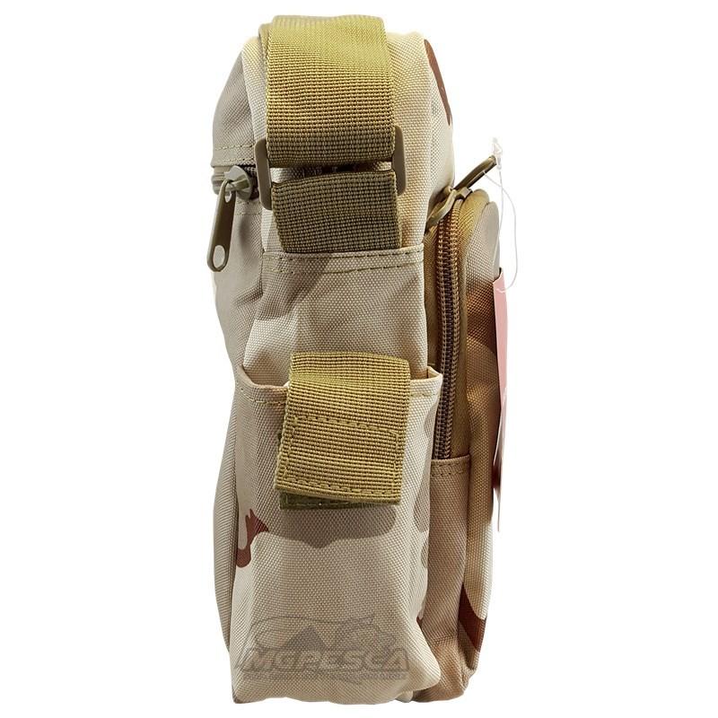 Bolsa Tática Albatroz Camuflada YB-001  - MGPesca