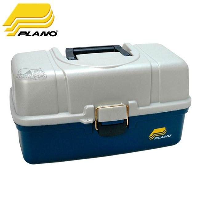 Caixa de Pesca Plano 6133-06 XL com 3 Bandejas