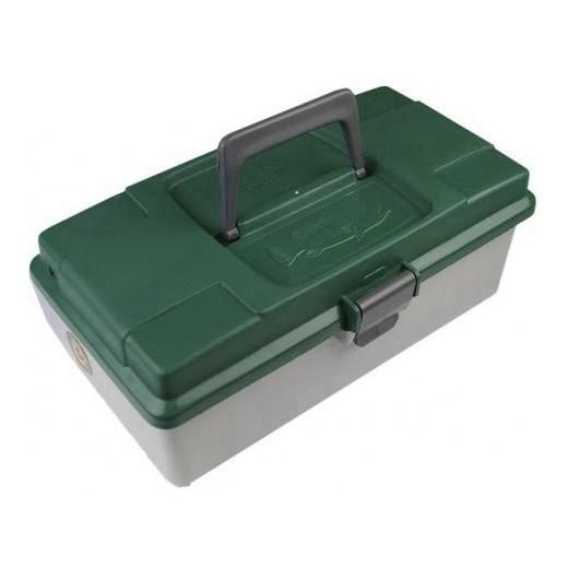 Caixa Pesca Brasil Maleta PB Box 1 - Azul ou Verde  - MGPesca