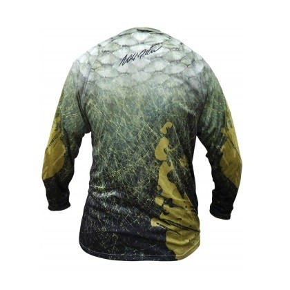Camisa Monster 3X FPS 30 - Linha Joel Datena Scale  - MGPesca