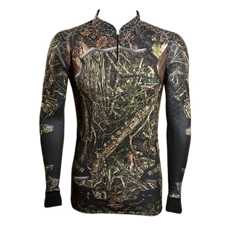 Camiseta BRK Fishing C007 - Stealth FPS 50+  - MGPesca