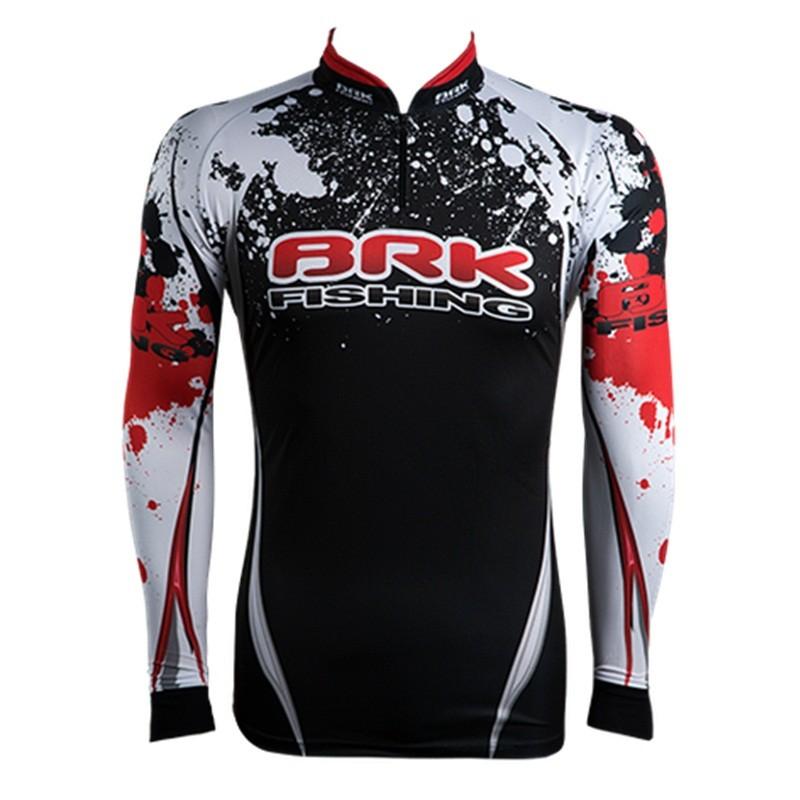 Camiseta BRK Fishing C061 - Pirarara Series 1 FPS 50+  - MGPesca
