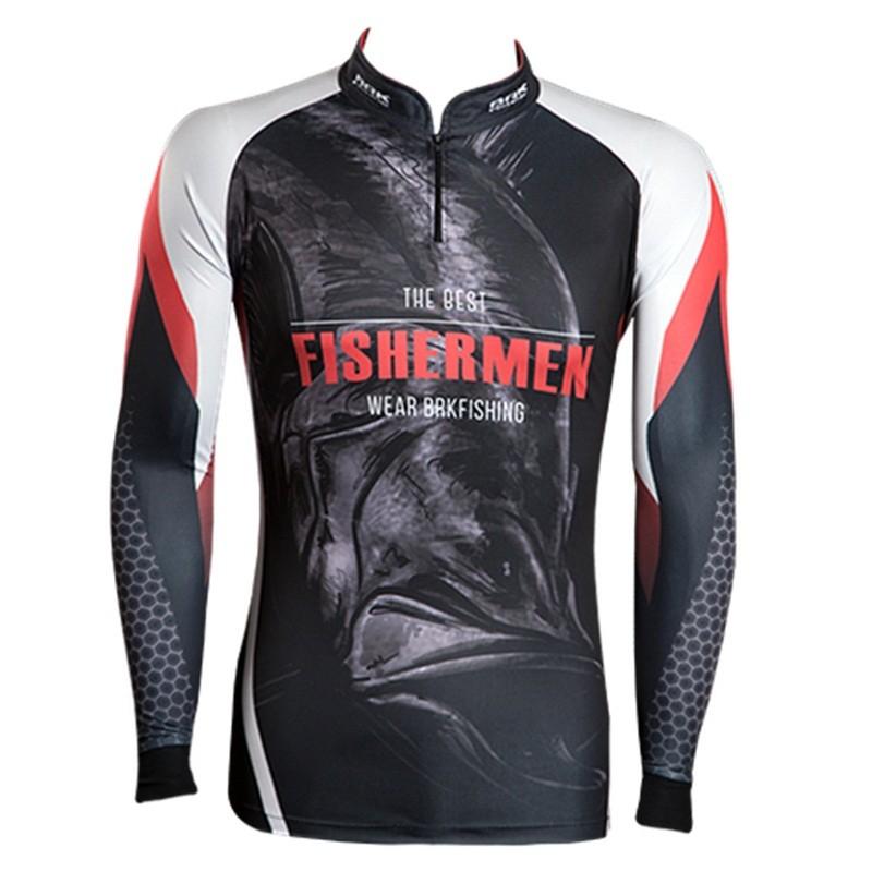 Camiseta BRK Fishing C092 - Bad Snook FPS 50+
