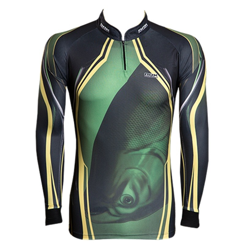 Camiseta BRK Fishing C093 - Tambaqui FPS 50+  - MGPesca