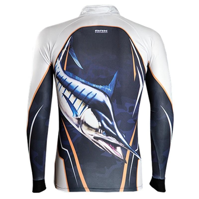 Camiseta BRK Fishing C094 - Marlim Sea FPS 50+  - MGPesca