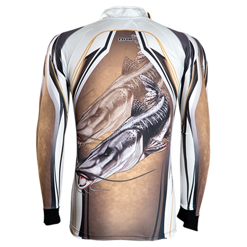 Camiseta BRK Fishing C096 - Pintado Series FPS 50+  - MGPesca