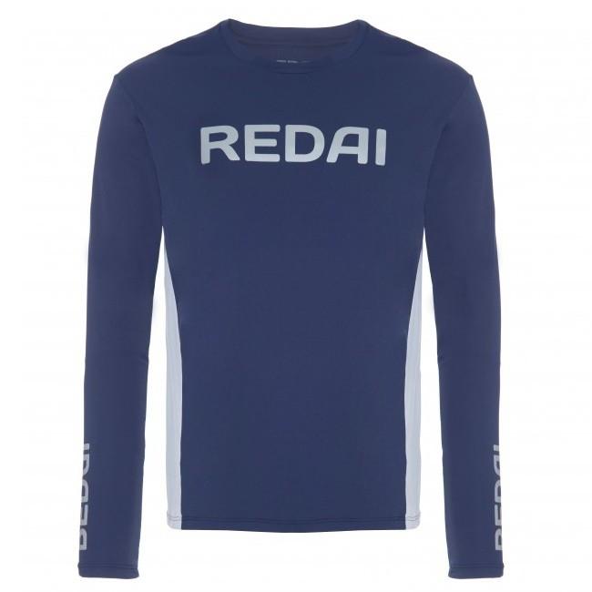 Camiseta Redai Performance Masculina Team Azul  - MGPesca
