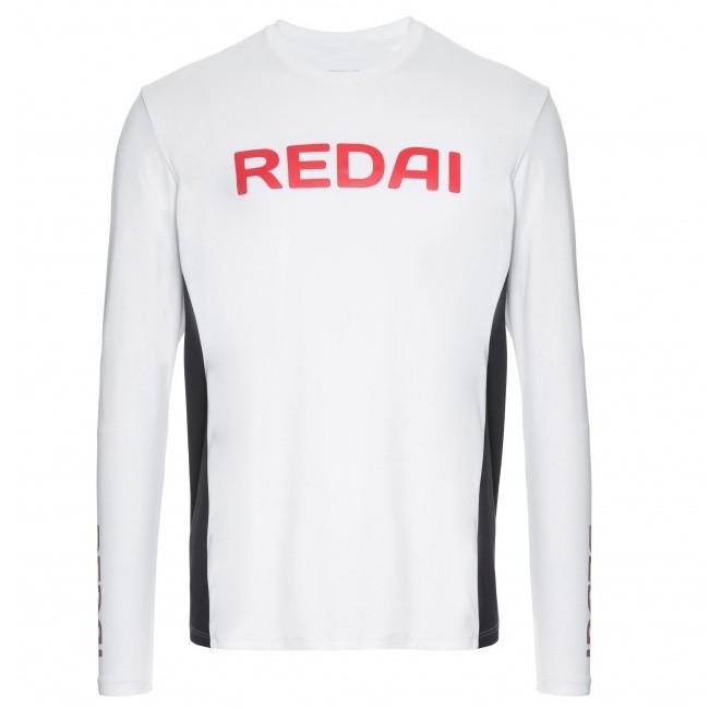 Camiseta Redai Performance Masculina Team Branca  - MGPesca