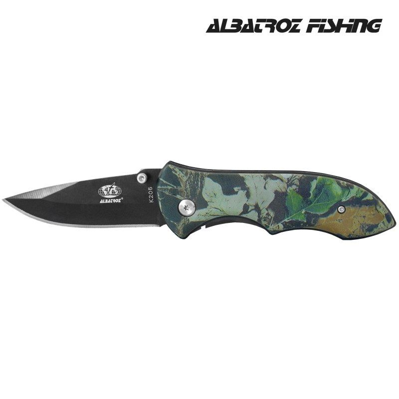 Canivete Albatroz Fishing K205 - 19cm  - MGPesca