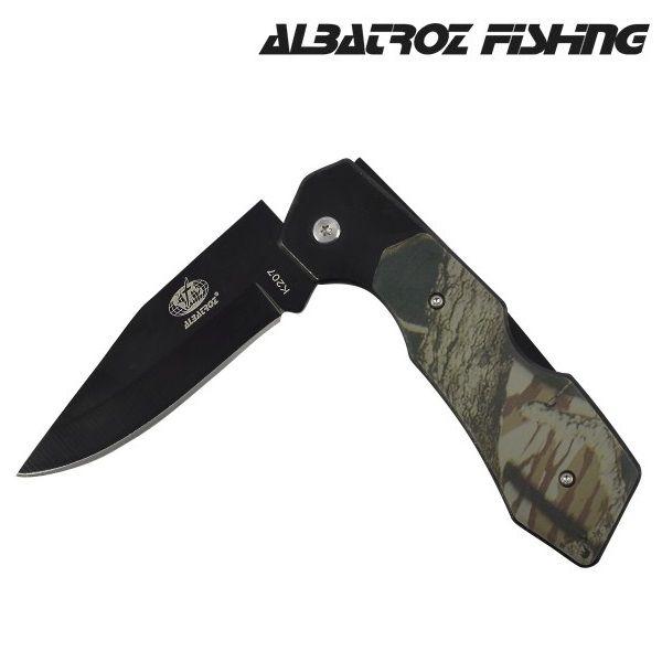 Canivete Albatroz Fishing K207 - 20cm  - MGPesca