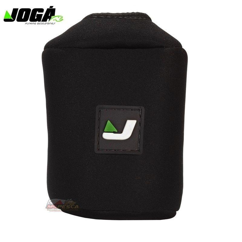 Capa / Protetor para carretilha Neoprene JOGÁ - Perfil Alto - Tamanhos P - M - G - GG - EXG  - MGPesca
