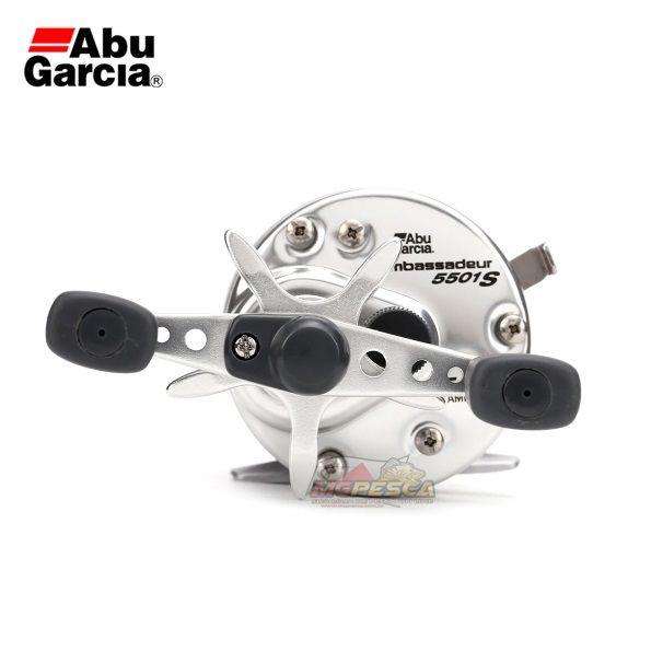 Carretilha Abu Garcia Ambassadeur 5500 - 5501 AMBS  - MGPesca