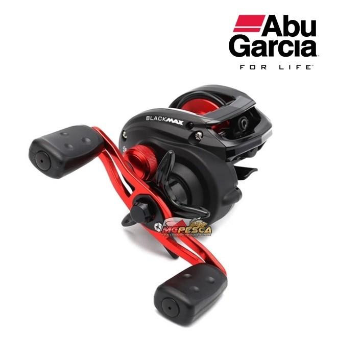 Carretilha Abu Garcia Black Max 3 - BMAX3  - MGPesca