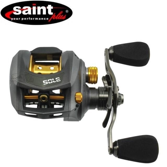 Carretilha Saint Plus New Sole 150  - MGPesca