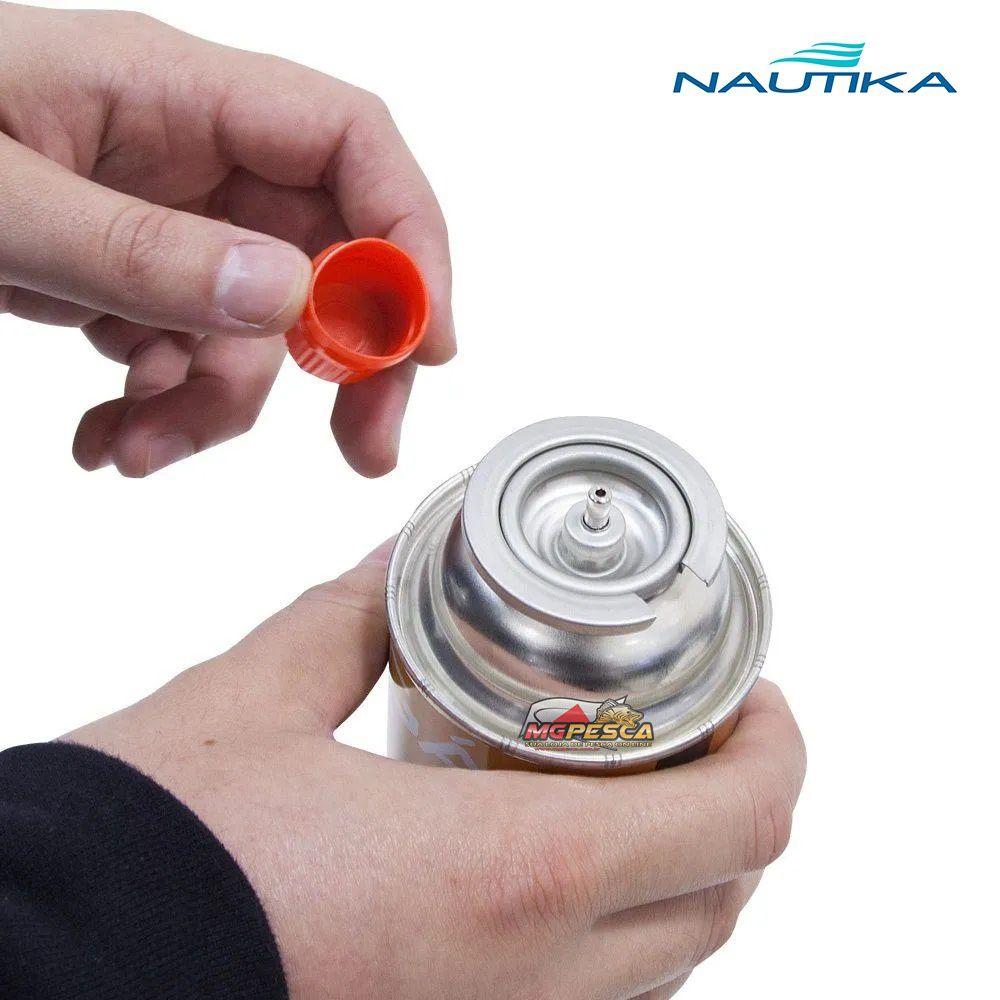 Cartucho de gás para fogareiros e maçaricos Nautika - Campgás  - MGPesca