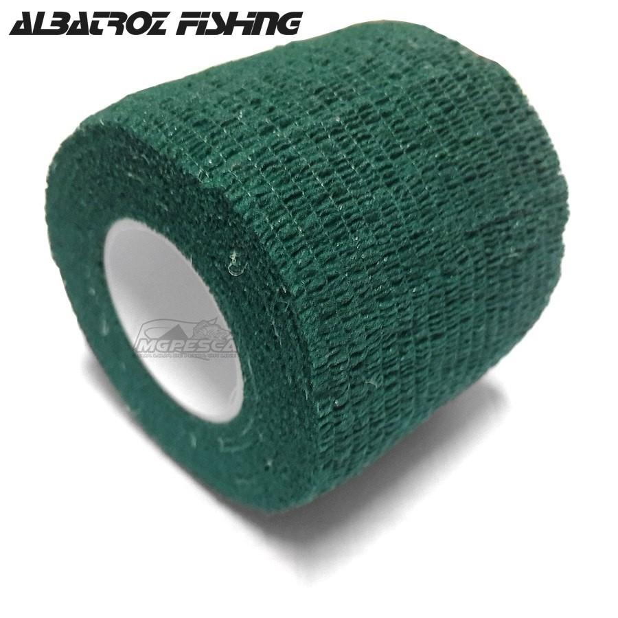 Fita Albatroz CAMP para Camuflagem e Proteção dos dedos - Color  - MGPesca