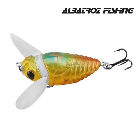 Isca Artificial Albatroz Fishing Nynfa  - MGPesca