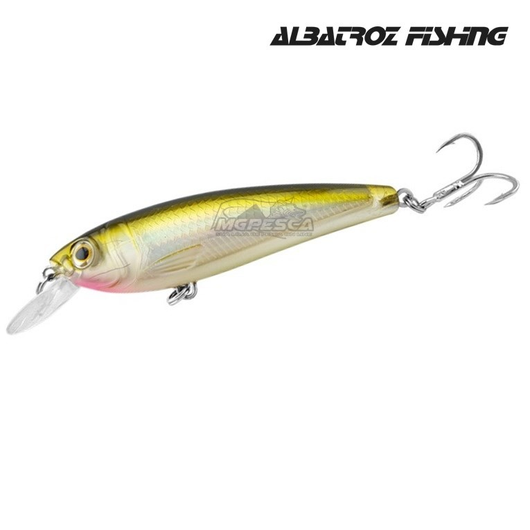 Isca Artificial Albatroz Fishing Risco  - MGPesca
