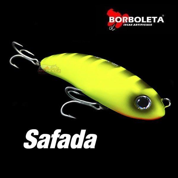 Isca Artificial Borboleta Safada  - MGPesca