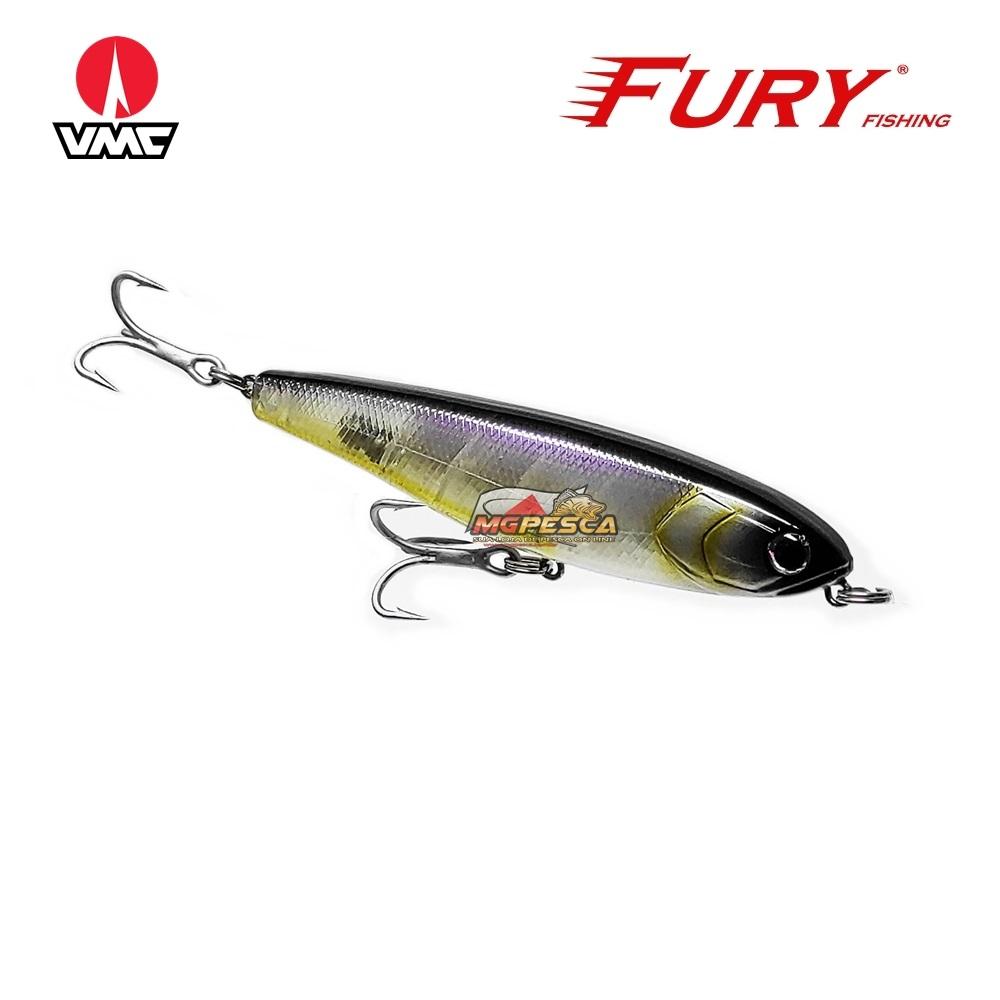 Isca Artificial Fury Fishing Ninja 85  - MGPesca