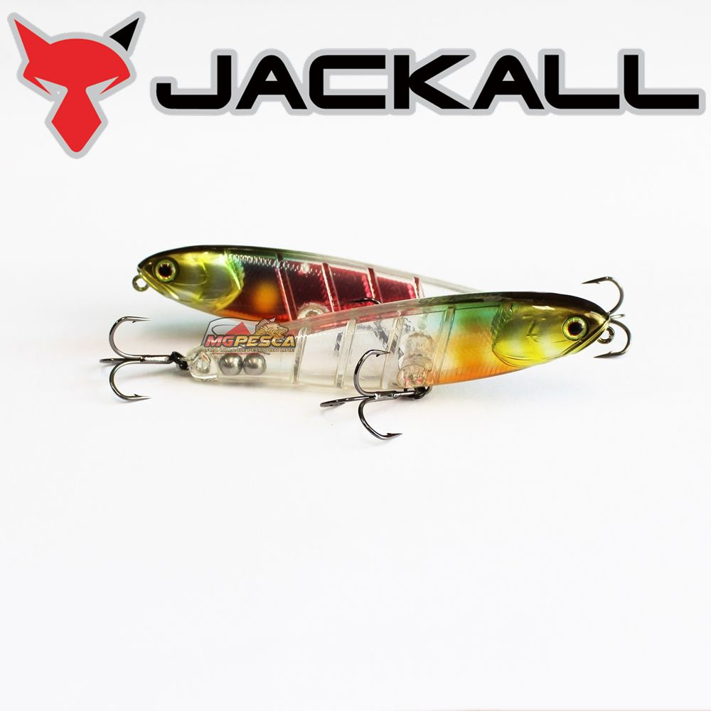 Isca Artificial Jackall Bros Bonnie 95 - MGPesca