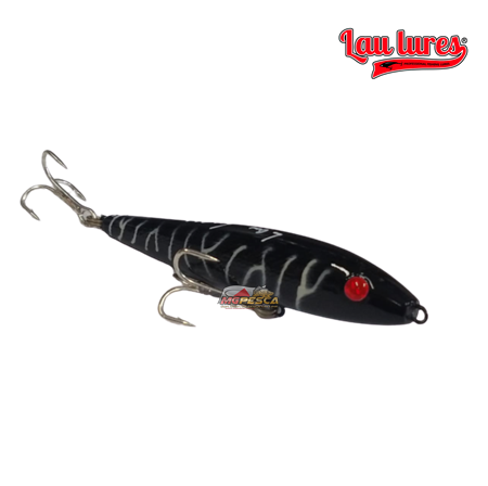 Isca Artificial Lau Lures Minnow L10   - MGPesca