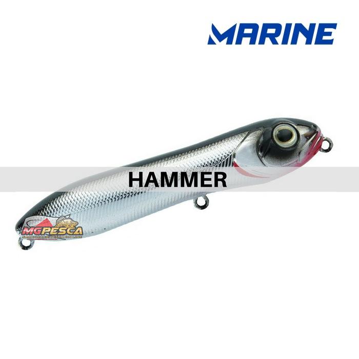 Isca Artificial Marine Sports Hammer 100  - MGPesca